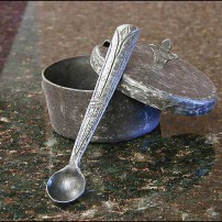 Incense cup